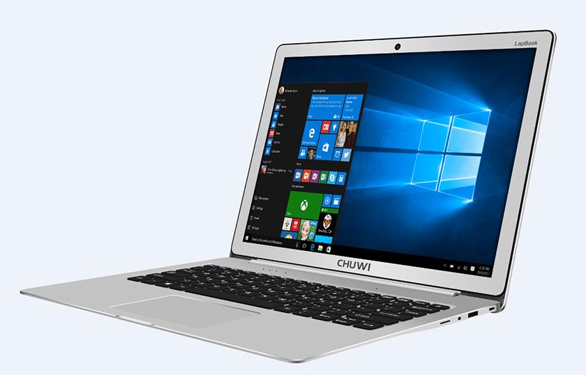 Chuwi выпустит Lapbook 12.3— компактный ноутбук сWindows 10