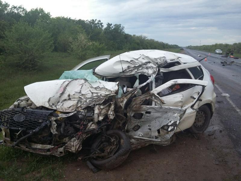 ВДТП со«скорой» вИлекском районе погибли два водителя