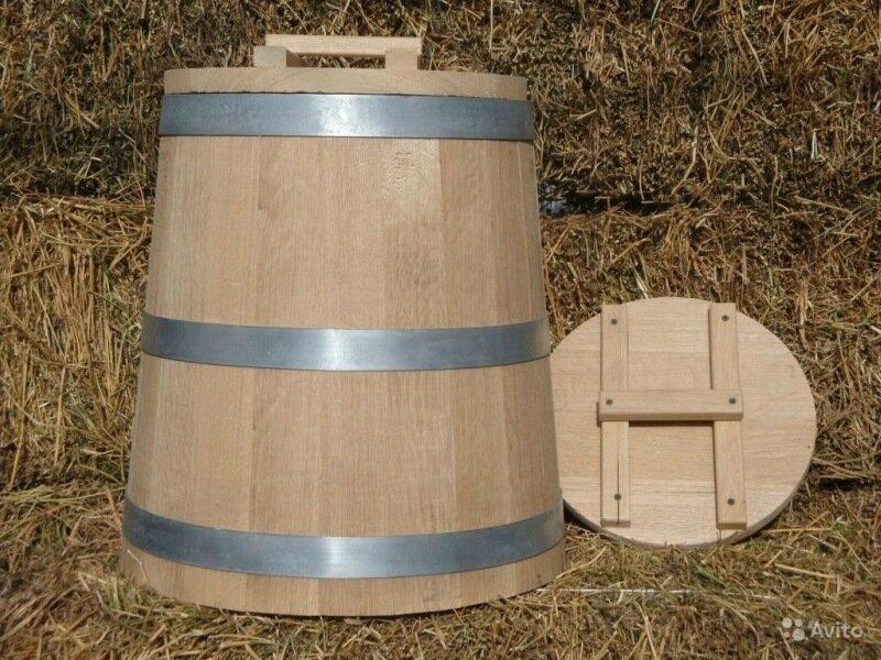 Кадка (большая деревянная посудина)