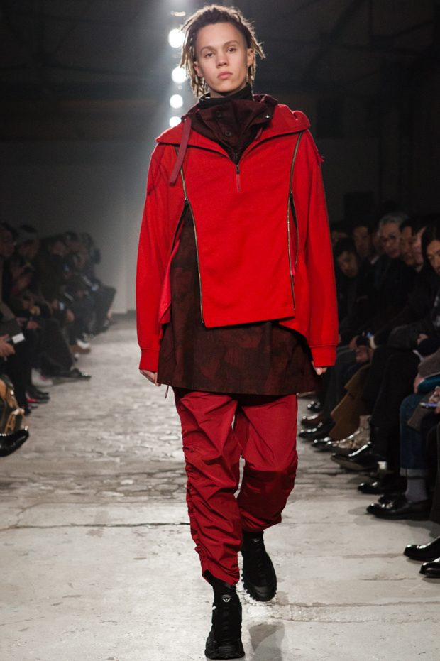 #PFW White Mountaineering Fall Winter 2017.18 Collection