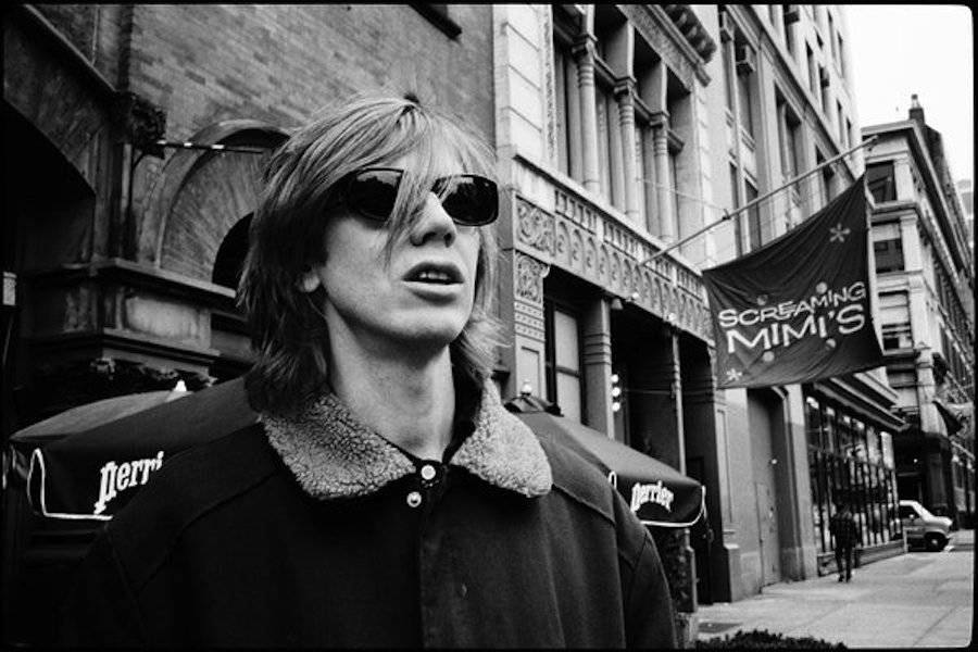 Thurston Moore, New York, 1997