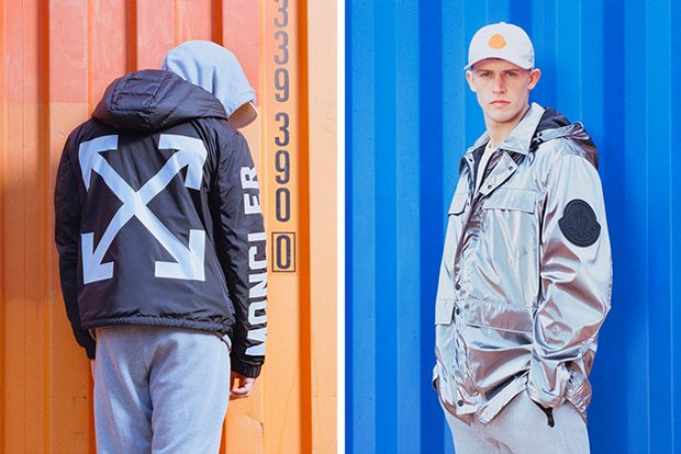 OFF-WHITE C/O VIRGIL ABLOH FOR MONCLER