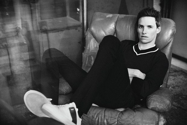 Eddie Redmayne is the Cover Star of Madame Figaro Special Hommes Issue