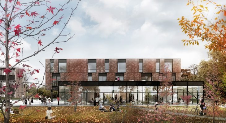Roskilde Campus by WE Architecture + Friis & Moltke
