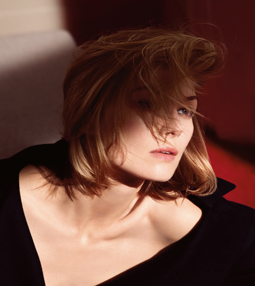 Rosamund Pike by Camilla Akrans - Dior Magazine #16 (Fall/Winter 2016/17)