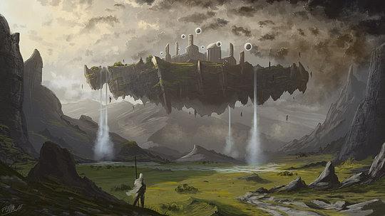 Fantasy Artworks by Frank Att