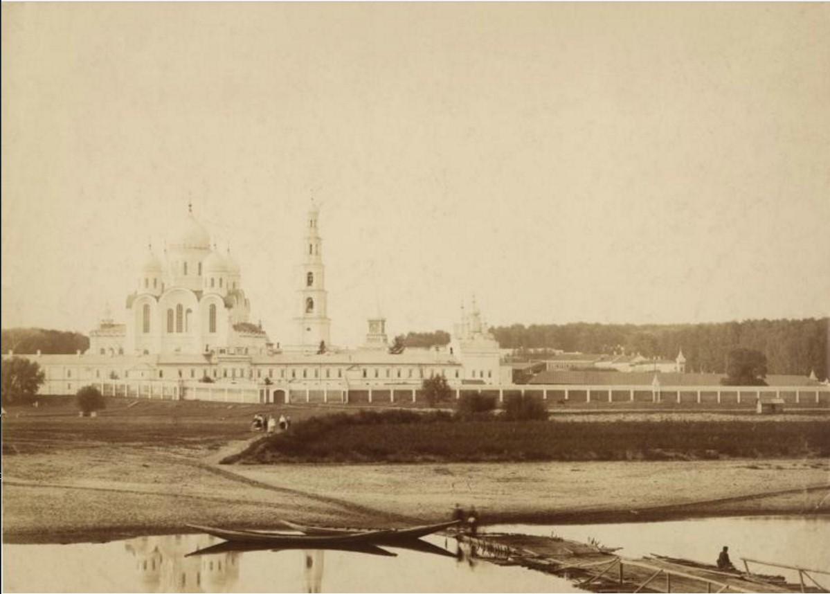 Николо-Угрешский монастырь. 1890-е
