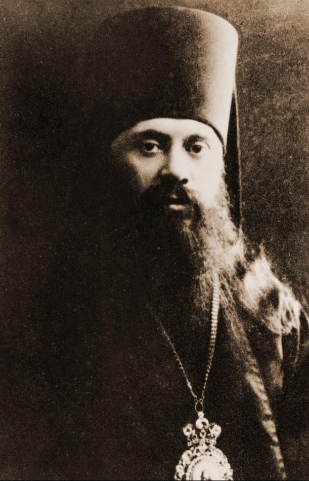 Настоятель Данилова монастыря (1906-1914) епископ Серпуховской Анастасий (Грибановский)