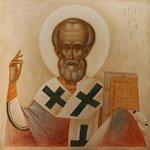 Святитель Николай.  Sfantul Ierarh Nicolae.