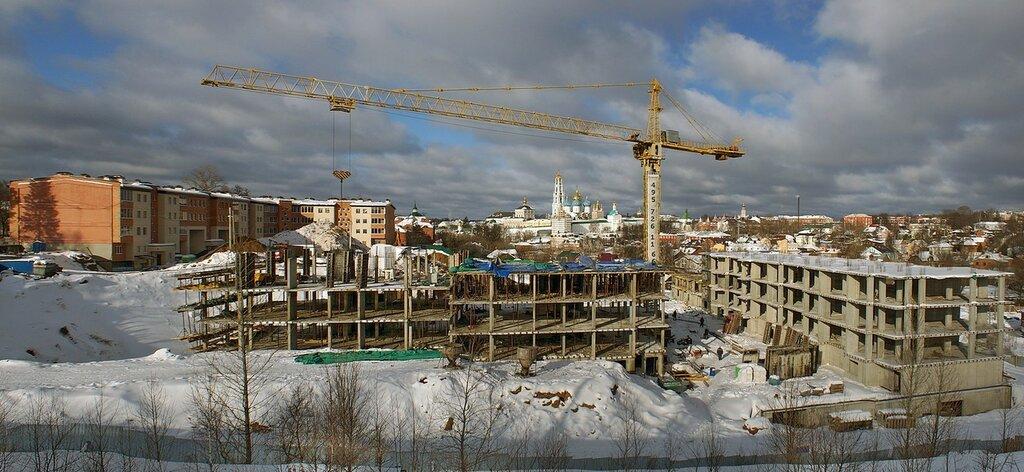 Туристический кластер строят в Сергиевом Посаде Мень, Пахомов и Воробьёв, смотрите как!