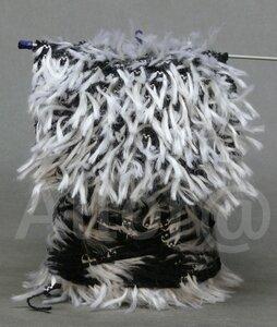 Gruppo Filpucci FROZEN черно-белый