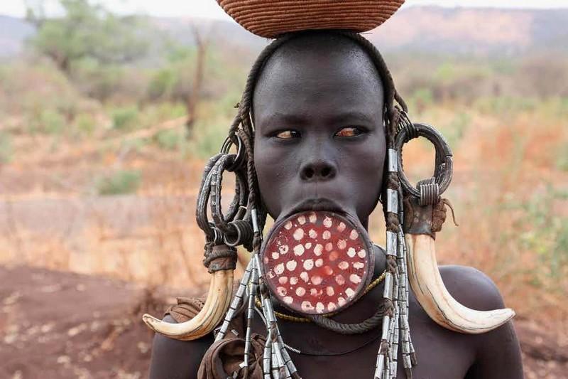 Самые шокирующие сексуальные обычии африки