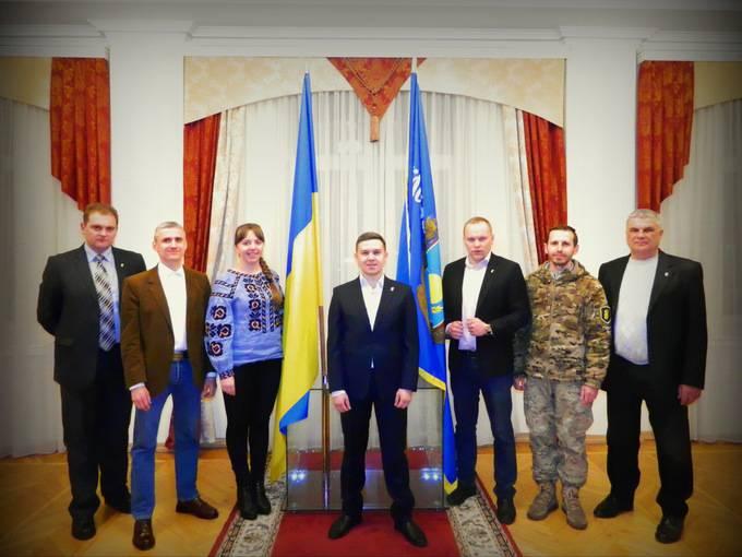 Свободовцы в Черкасской облсовете инициировали ряд предложений относительно социально-экономического развития Черкасщины