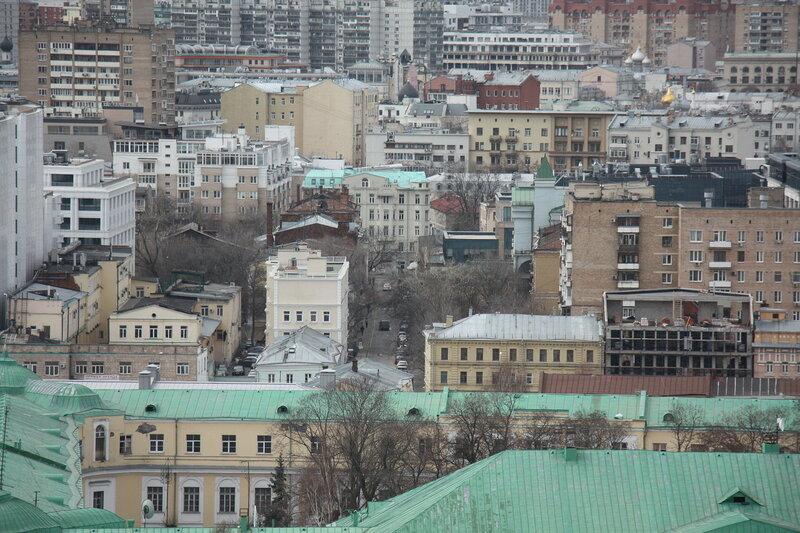 17. Улицы и дворы старого города, Москва.JPG