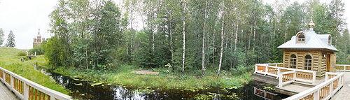 20 мая - день Волги! Волга у истока не широка
