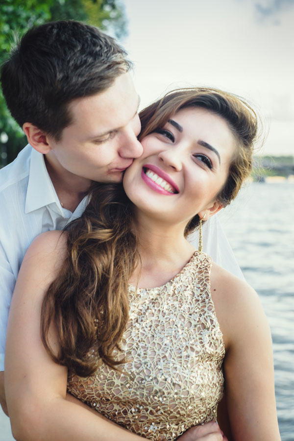 Беременность Марина и Паша