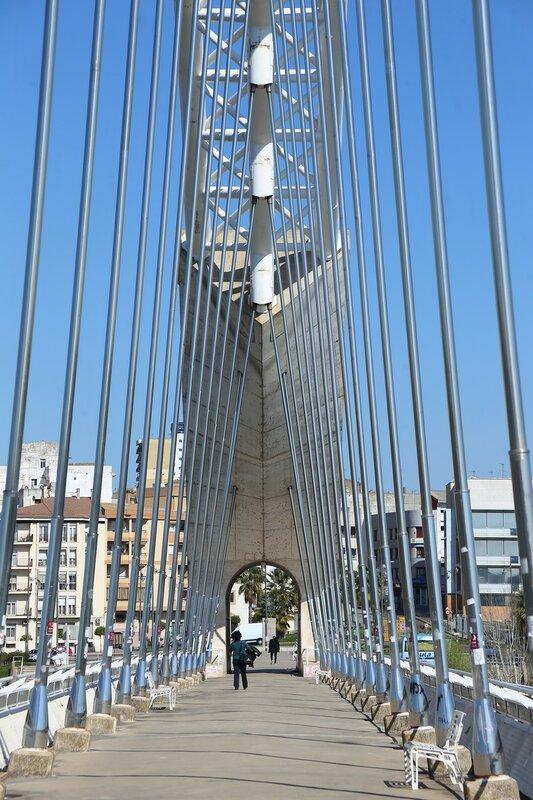 Ponte Lusitania, Mérida