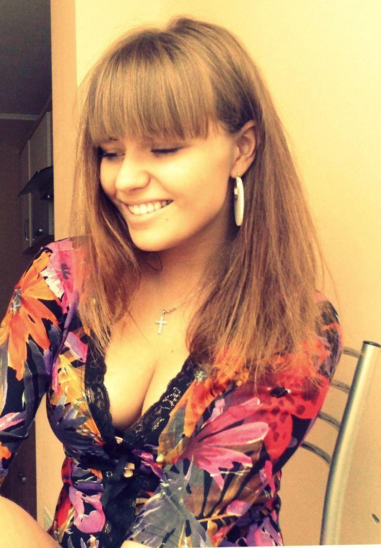 Девушки из русских социальных сетей