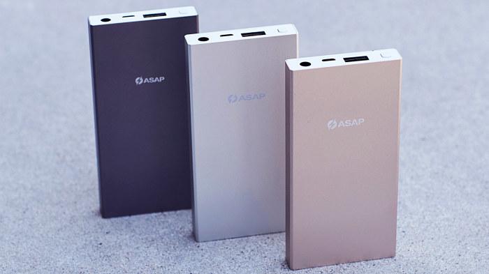 Самый быстрый резервный аккумулятор ASAP Dash Сегодня на рынке предлагаются сотни моделей резервных