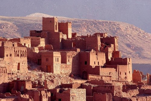Укреплённый город Айт-Бен-Хадду