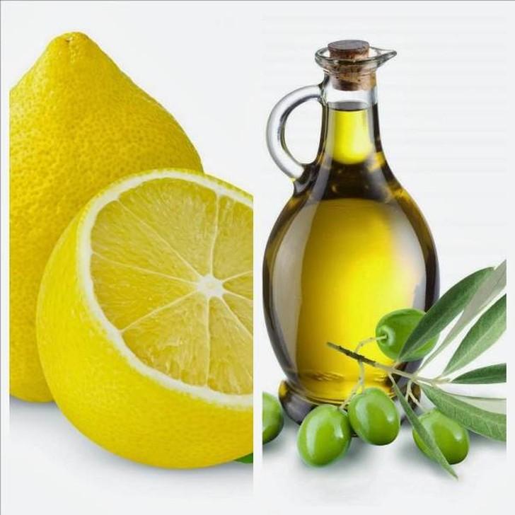 29. Вкусный салат Полейте салат смесью лимонного сока и оливкового масла — салат станет не только вк