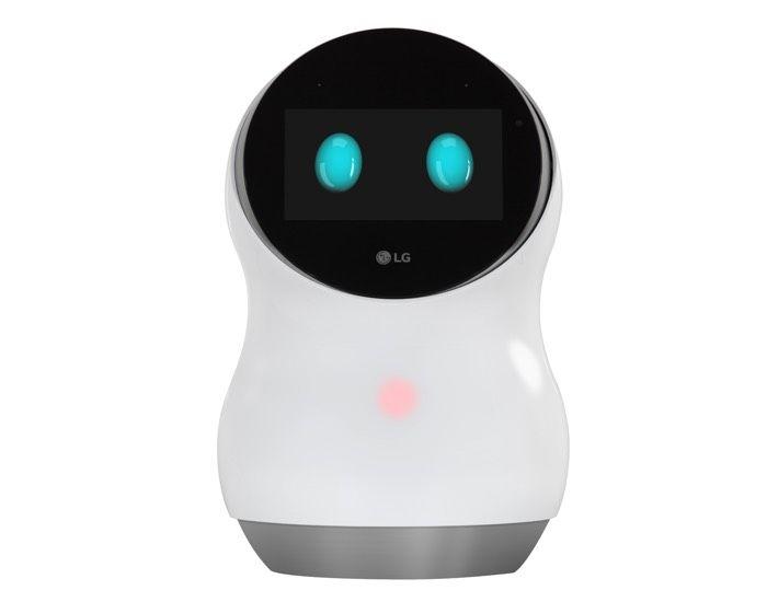 LG Hub Robot – робот, который понимает голосовые команды. С каждым годом человечество делает в