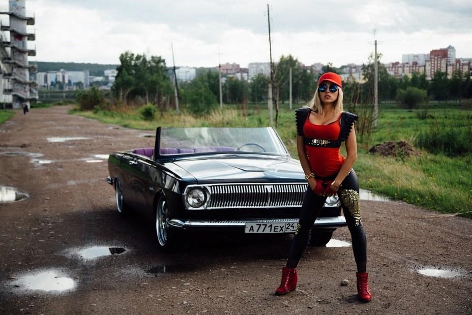 Волга-волга, или невероятные примеры тюнинга ГАЗ-24