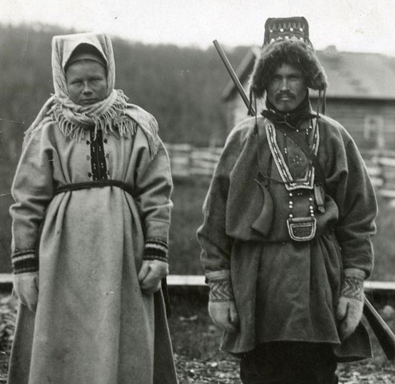 3. Лапландцы Лапландцев также называют саамами и лопарями. Возраст этого этноса насчитывает не менее