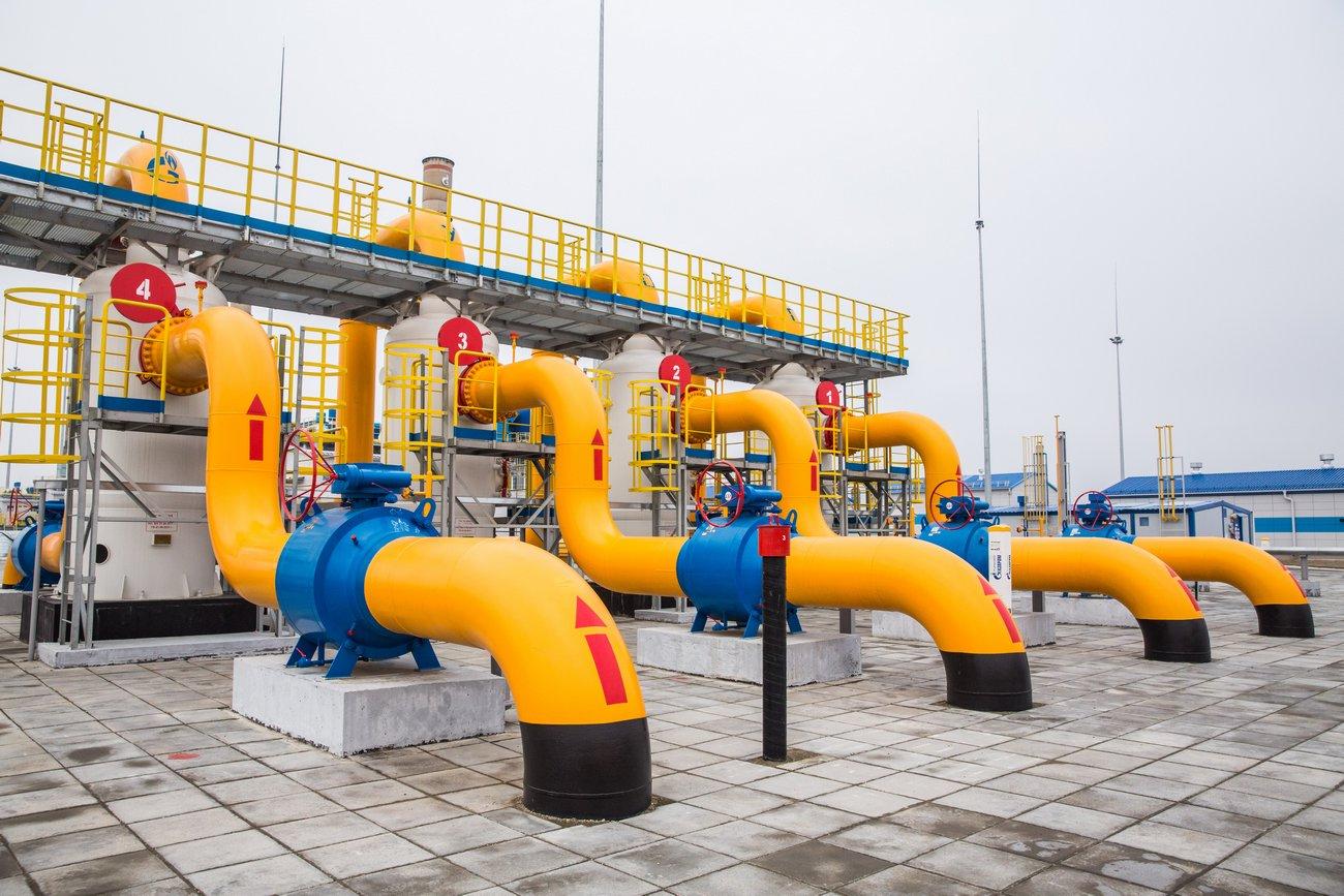 Согласно установленным правилам, строительство газопроводов ведется вдали от населенных пунктов. «Ку