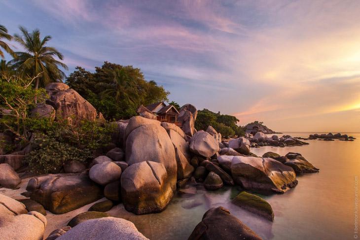 Фотографии и текст Михаила Шмелёва   Итак, Koh Tao — таиландский остров в Сиамском заливе, ч