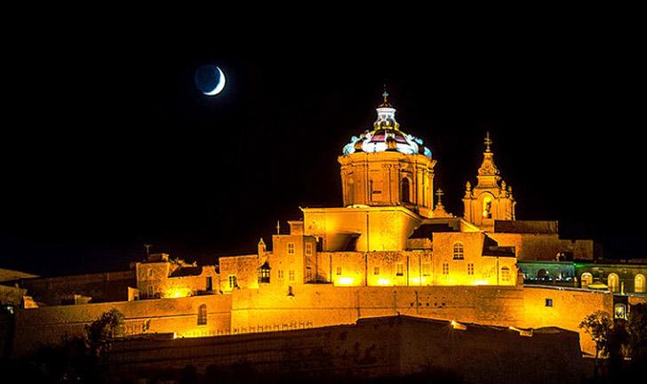25. Мдина. Бывшая столица Мальты – Мдина – это средневековый укрепленный город с множеством историче