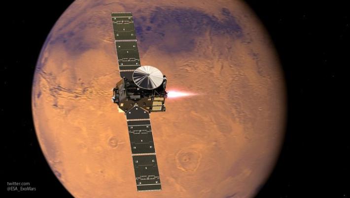 Учёные разработали инновационный скафандр для жизни наМарсе