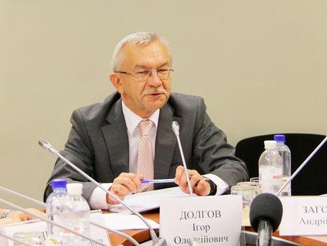 Порошенко назначил замминистра обороны Долгова послом вГрузии