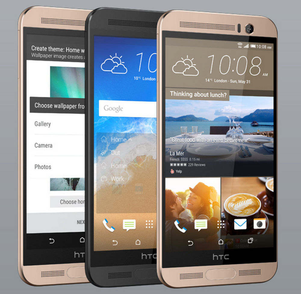Вweb-сети появились первые «живые» фото телефона HTC One X10
