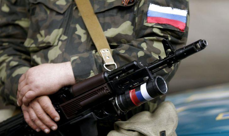 28февраля боевики Донбасса начали «национализацию» учреждений сукраинской регистрацией