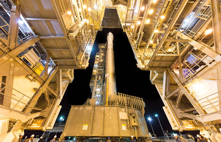 Космический фургон Cygnus отправится кМКС 24марта