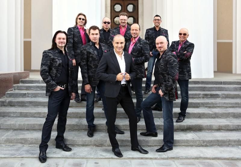 Концерт «Хора Турецкого» вБерлине врамках акции «Песни Победы»