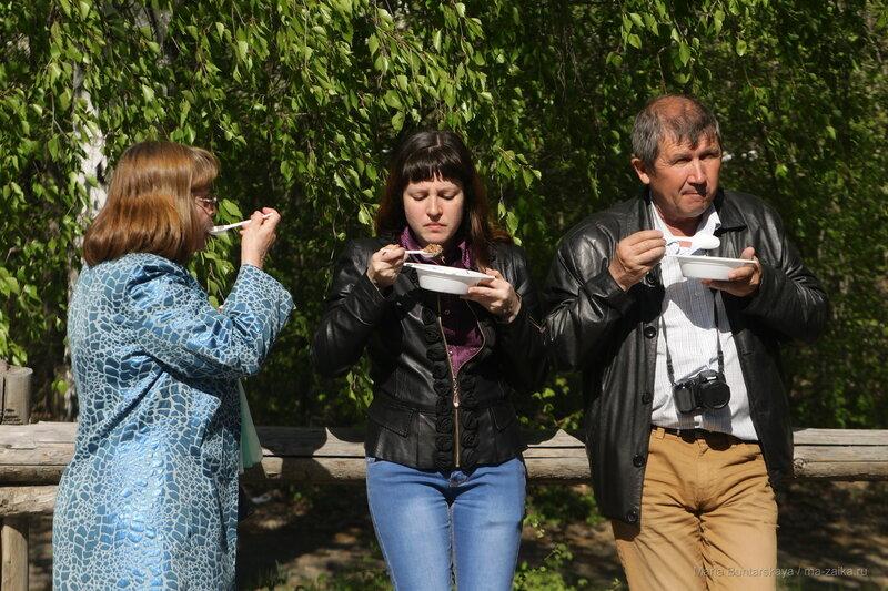 Фестиваль еды, Саратов, парк Победы, 06 мая 2017 года