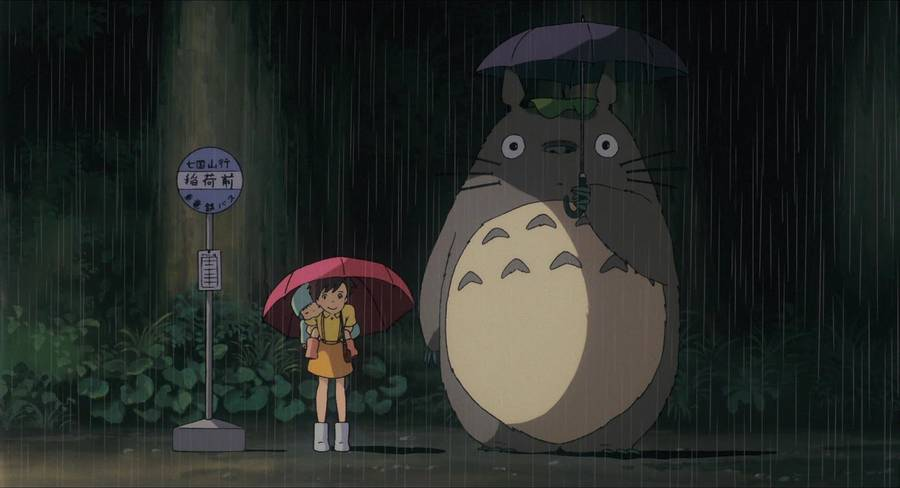 My Neighbor Totoro, 1988.