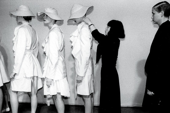 Incredible Fashion Creations by Rei Kawakubo (8 pics)