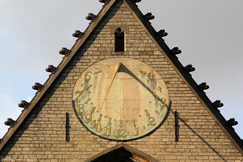 De Nieuwe Kerk (Новая Церковь) и Марк Шагал