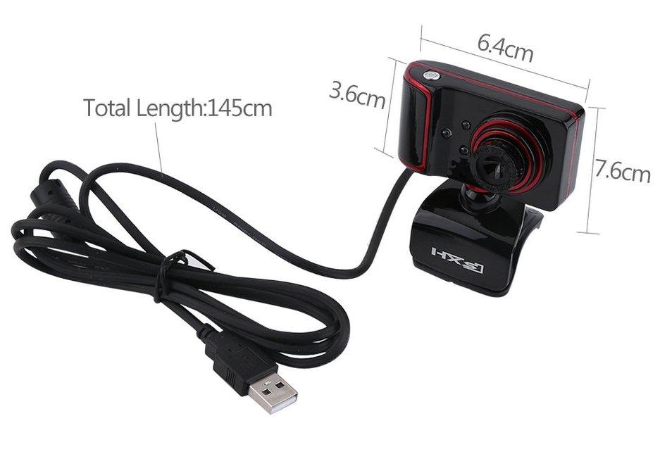 Видеокамера c микрофоном для Android TV