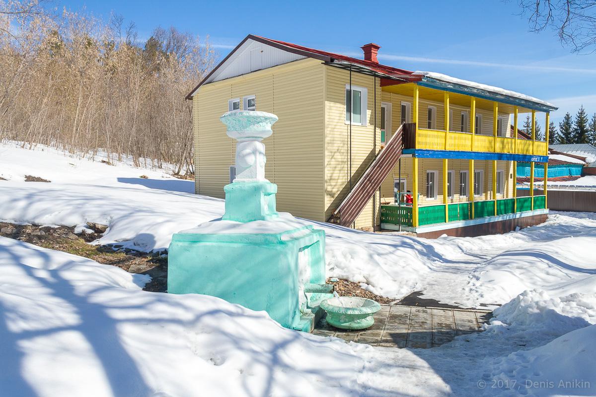 социально-оздоровительный центр пещера монаха хвалынск зима фото 17