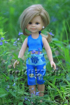 костюм для куклы Паола Рейна ростом 32 см
