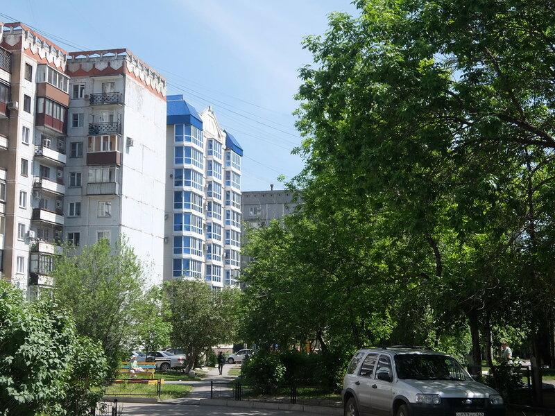 Улица Запорожская