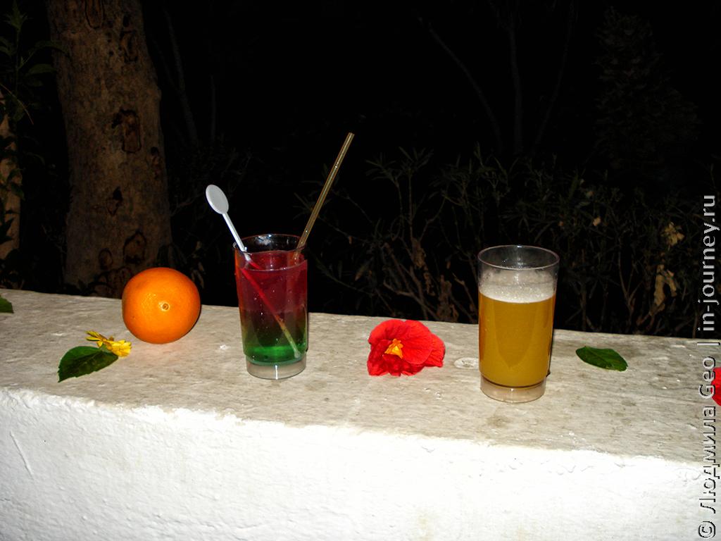 напитки в Лилиленд