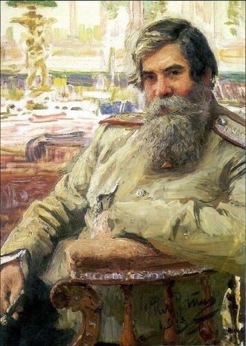 Илья Ефимович Репин. Русский художник