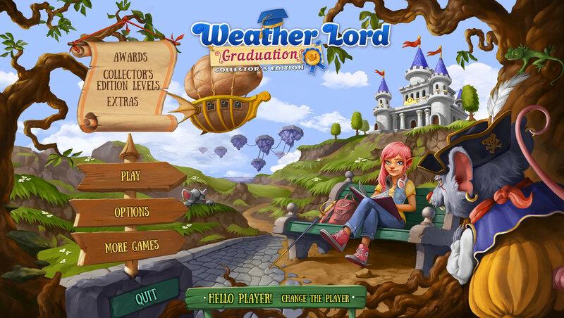 Weather Lord: Graduation CE