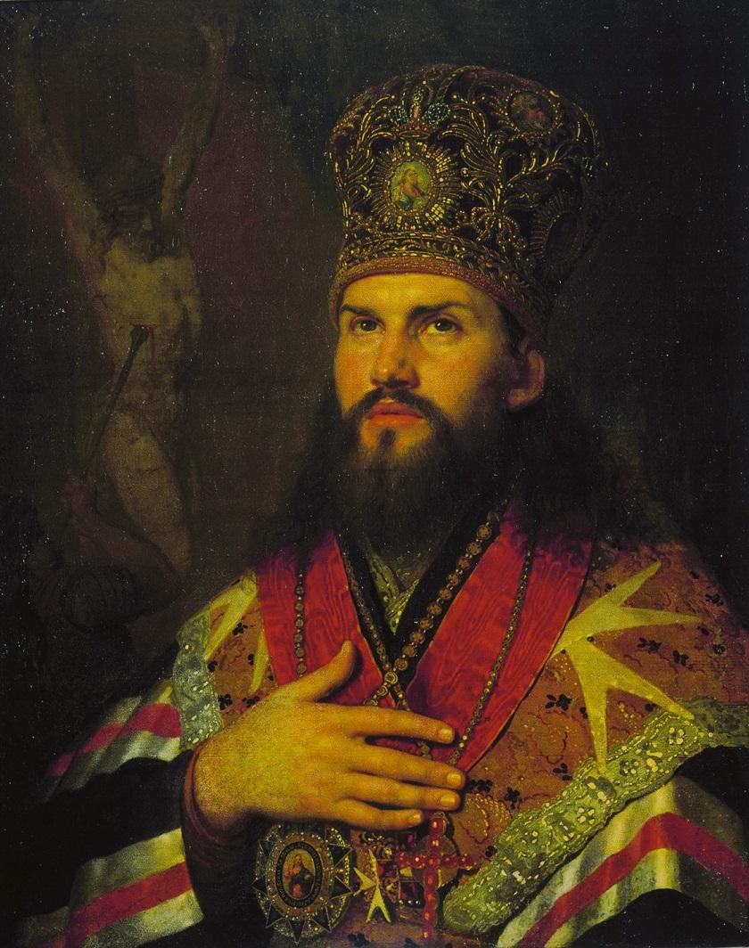 Портрет Михаила Десницкого Государственная Третьяковская галерея, Москва