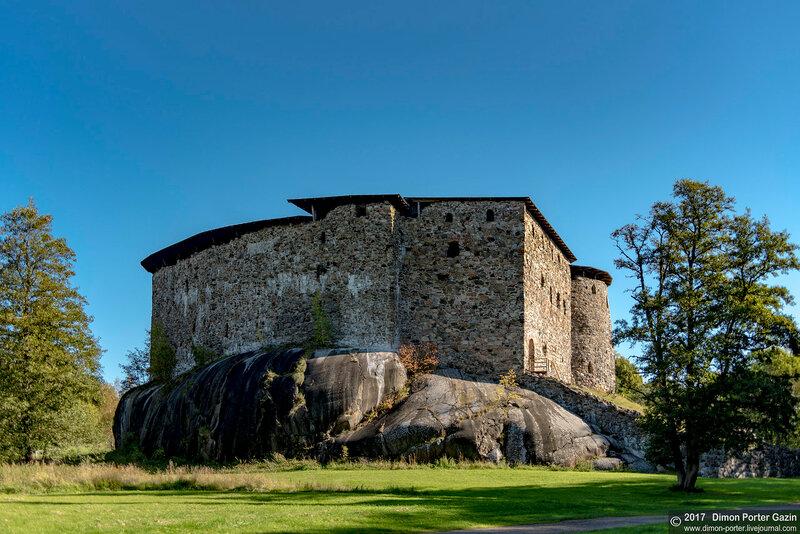 Расеборг. Расеборгский замок